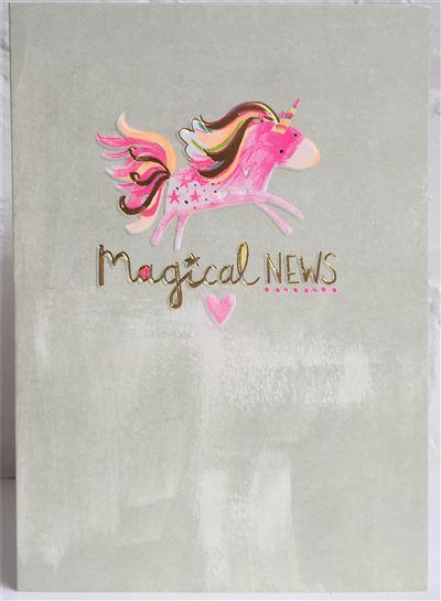 Papersalad Cards Magical News - Global Free Style
