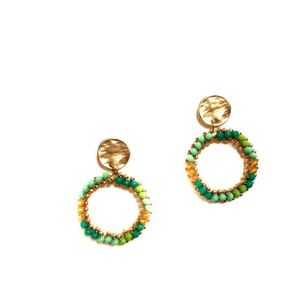 Zoda Stella Earring  Natural - Global Free Style