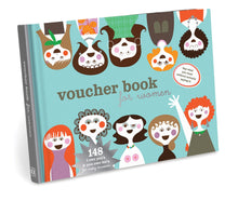 Voucher Book for Women - Global Free Style