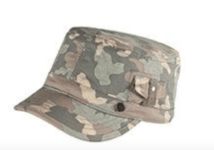 Dozer Boys Mao Cap Niko Camo - Global Free Style