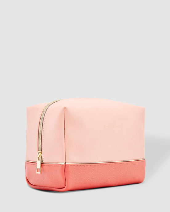Louenhide Tara Cosmetic Case Pale Pink - Global Free Style