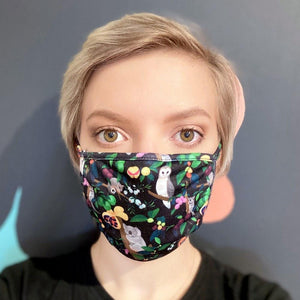 Monster Threads Face Mask Night Tucker - Global Free Style