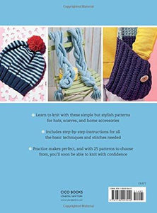 Learn to Knit, Goble, Fiona - Global Free Style