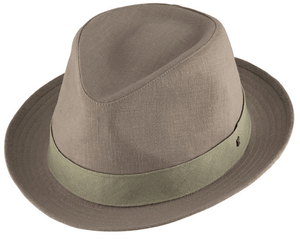 Kooringal Mens Fedora Hat 5th Avenue Tan - Global Free Style
