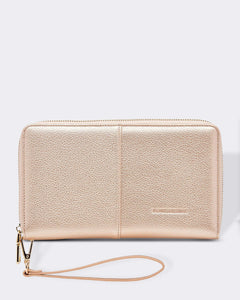 Louenhide Adele Pink Champagne Wallet - Global Free Style