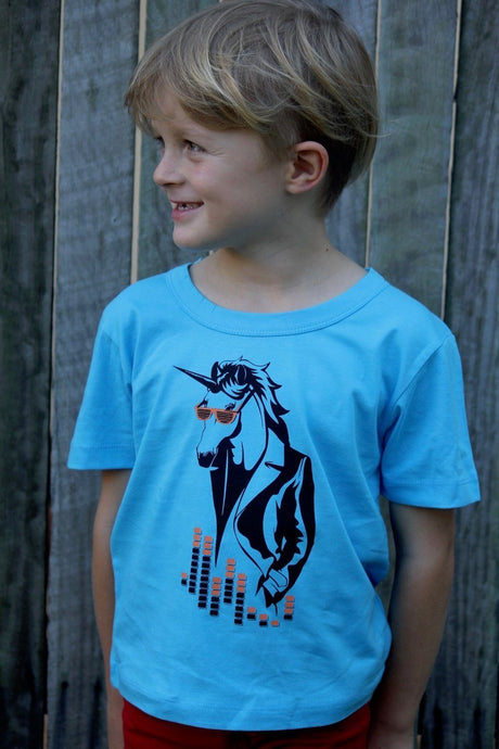 Skumi Boys T Shirt Unicorn - Global Free Style