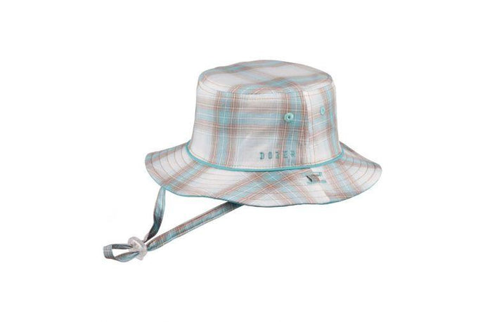 Baby Dozer Baby Boys Bucket Hat Weston Blue - Global Free Style