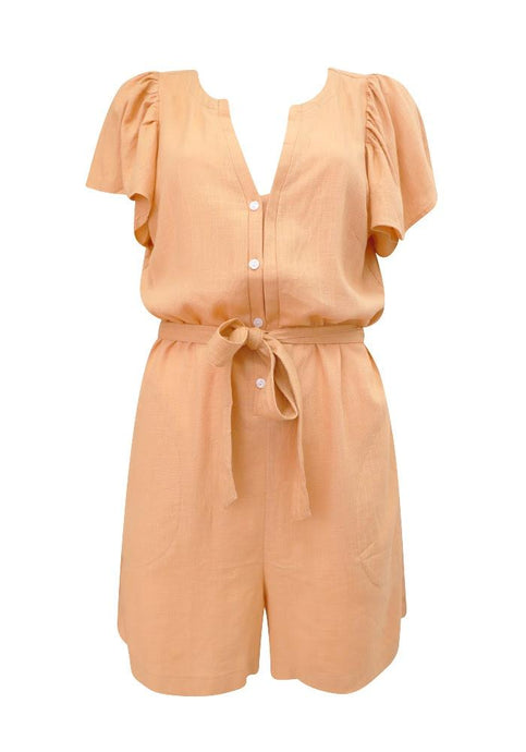 Sunny Girl Sky Jumpsuit Spice - Global Free Style