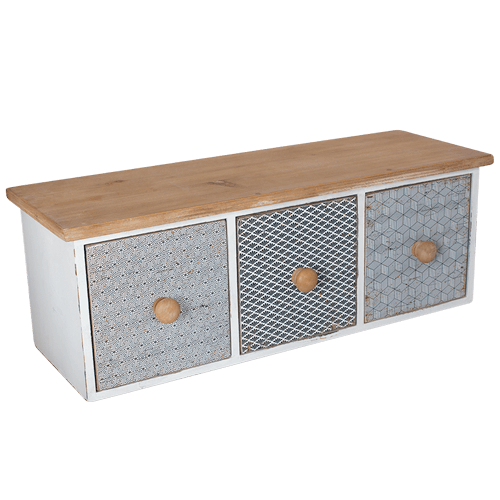 DWBH Sparrow Collection 3 Draw Chest - Global Free Style