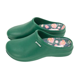 Annabel Trends Gummies Clog Green Aussie Flora - Global Free Style