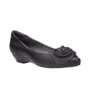 Ameise Ballerina Shoes Black - Global Free Style