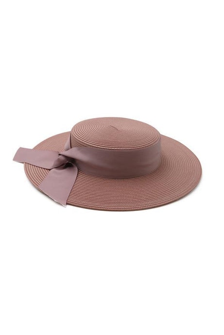 Morgan & Taylor Clarke Boater Hat Blush - Global Free Style