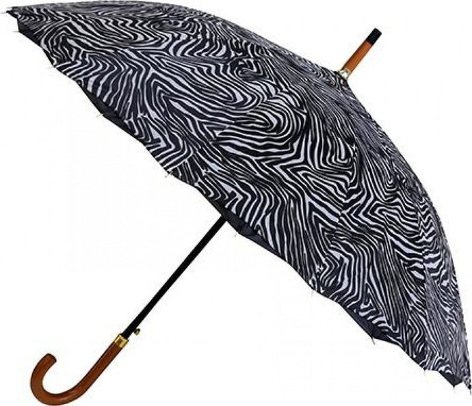 Lavida Umbrella Zebra Stripes - Global Free Style