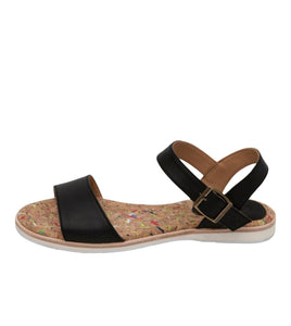 Rollie Leather Sandal 2 Colours - Global Free Style