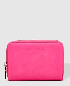 Louenhide Eden Wallet Hot Pink - Global Free Style