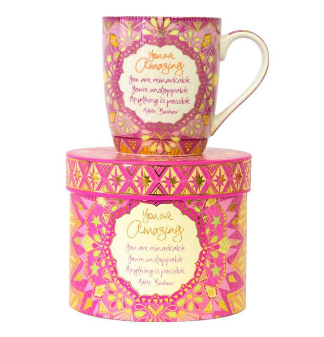 Intrinsic You Are Amazing Mug - Global Free Style