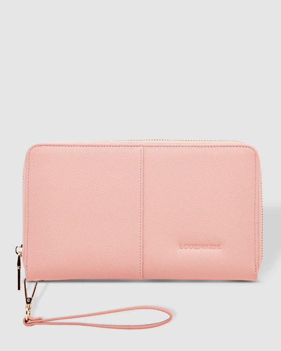 Louenhide Adele Wallet Pale Pink - Global Free Style