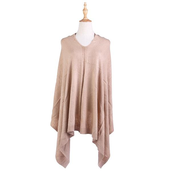 Ameise Poncho Abby Tan Poncho - Global Free Style