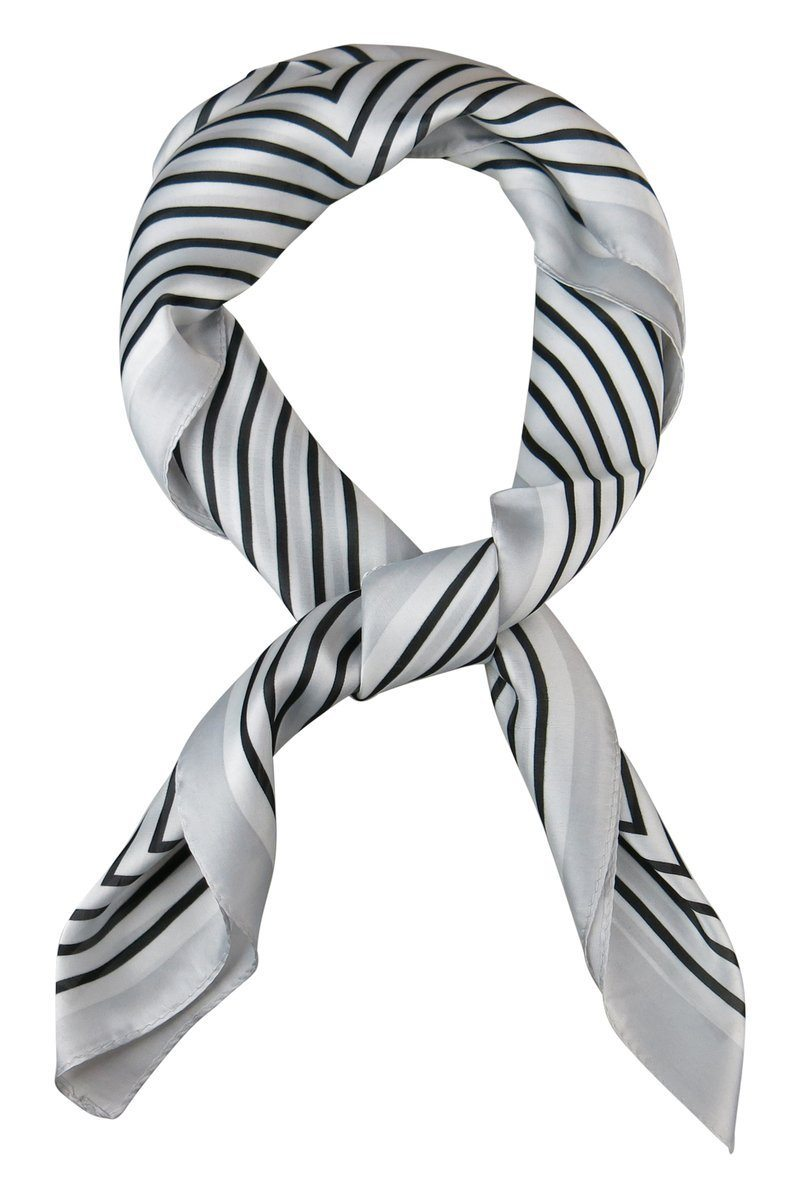 Morgan & Taylor Shaylee Scarf - White - Global Free Style