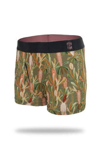 Peggy and Finn Grass Tree Sage Bamboo Underwear - Global Free Style