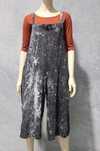 Ruby Street Stonewash Cotton Jersey Wide Leg Jumpsuit - Global Free Style