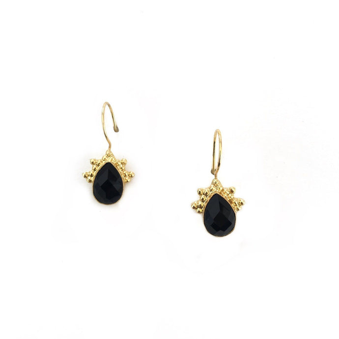 Zoda Briana Earrings Black - Global Free Style