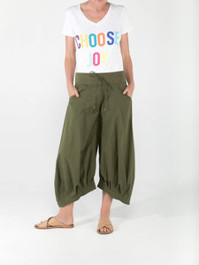 Boom Shankar Guru Pants Basic Khaki - Global Free Style