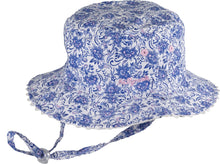Baby Millymook Baby Girls Bucket Hat Kaya Blue - Global Free Style