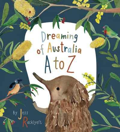 Dreaming of Australia A-Z - Global Free Style