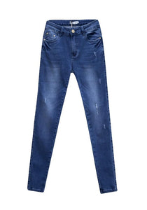 Country Denim Trashed Skinny Jean - Global Free Style