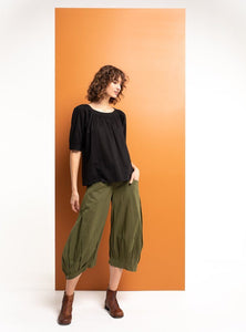 Boom Shankar Bliss Top Basic Black - Global Free Style