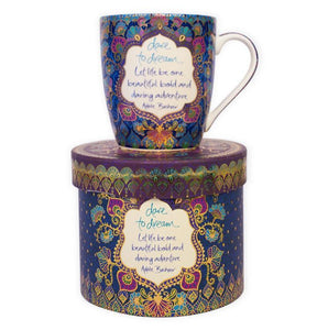 Intrinsic Hippie Couture 'Dare to Dream' Mug - Global Free Style