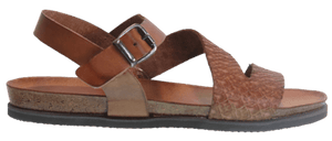 Sundowner Capella Leather Shoes Cuero Tan Brown - Global Free Style