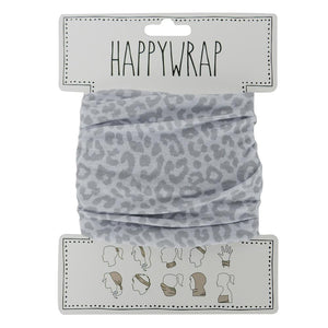 Annabel Trends Happy Wrap Ocelot Grey - Global Free Style