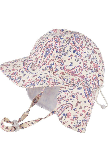 Millymook Girls Legionnaire Hat Kimber Mauve - Global Free Style