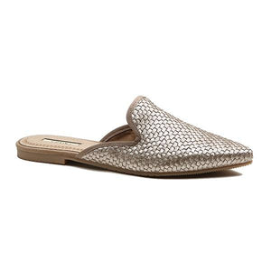 Ameise Shoe Mule Flat Slides Hugo Bronze - Global Free Style