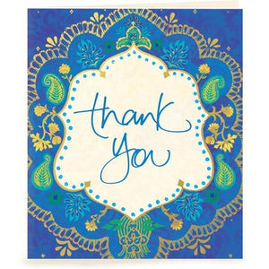 Intrinsic Thank you Gift Tag - Global Free Style
