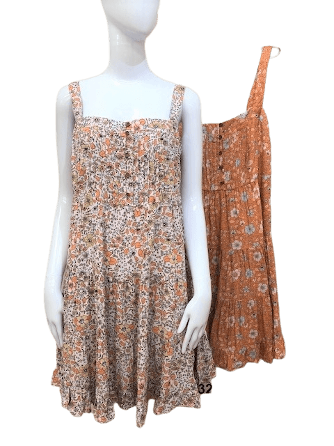 Sunny Girl My Happy Dress Multiple Colours - Global Free Style