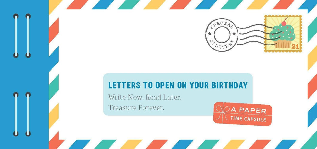 Letters to Open on Your Birthday, Redmond, Lea - Global Free Style