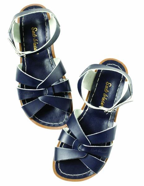 Salt Water Original Shoes Navy Adult - Global Free Style