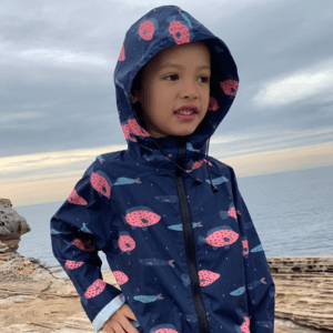 Monster Threads Raincoat Jen Fish Kid - Global Free Style