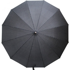 Lavida Umbrella Pinstripe Black - Global Free Style