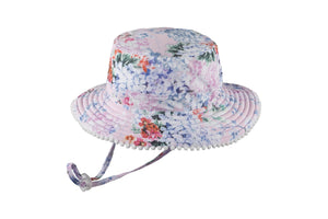 Millymook Girls Bucket Hat Imogen Floral - Global Free Style