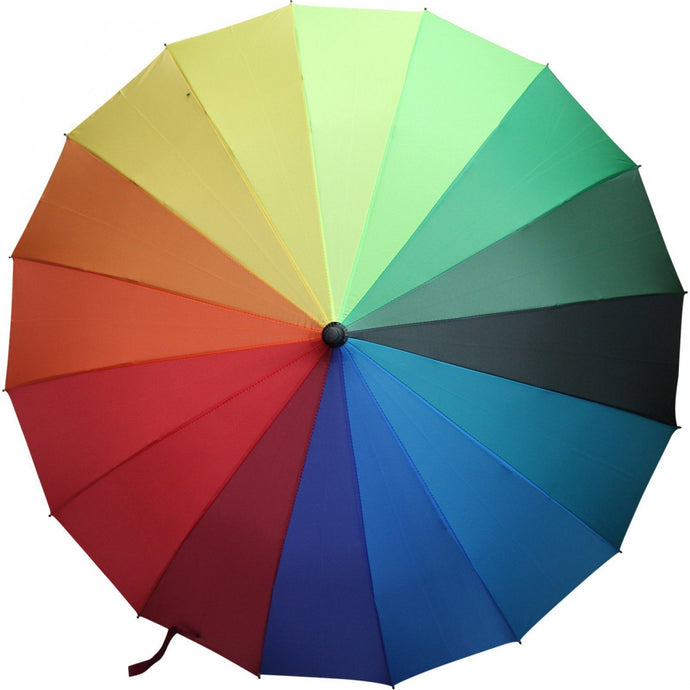 Lavida Umbrella Rainbow Brights - Global Free Style