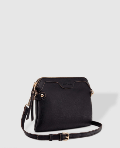 Louenhide Arabella Black Crossbody Bag - Global Free Style