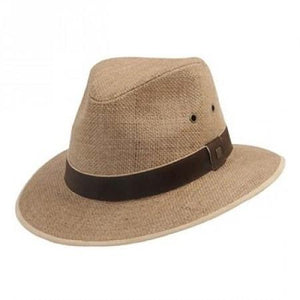 Kooringal Mens Drover Hat Edward V2 Khaki - Global Free Style