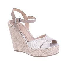 Ameise Jadi Silver Shoes - Global Free Style