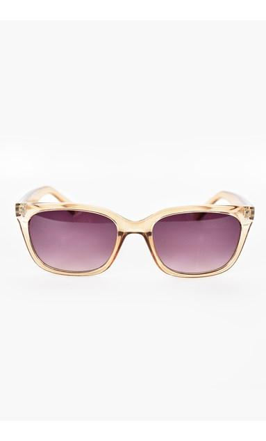 Adorne Running Around Town Sunglasses Camel - Global Free Style