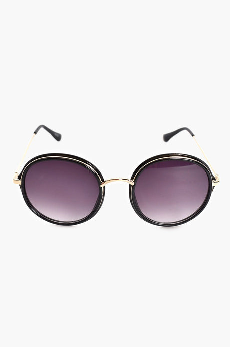 Adorne Tribecca Sunglasses Black - Global Free Style