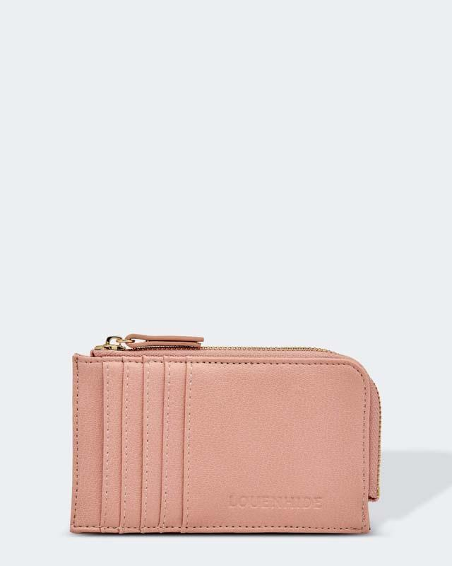 Louenhide Dexter Pale Pink Cardholder - Global Free Style